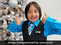 Ryan Kaji, 9, Is This Year's Highest-Paid YouTuber. Here's How Much He Earned