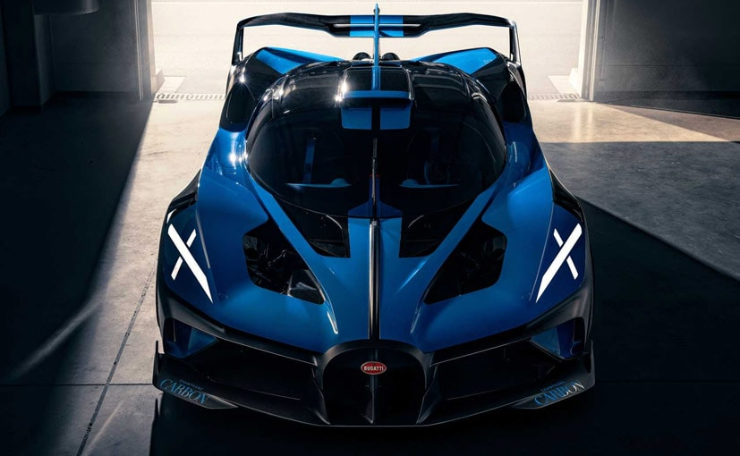 The Bugatti Bolide can clock triple digit speeds in 2.17 seconds while 0-500 kmph comes in 20.16 sec.
