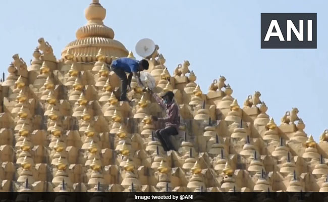 सोने जैसा जगमगा उठेगा सोमनाथ मंदिर, सोने से मढ़े जा रहे हैं 1400 कलश