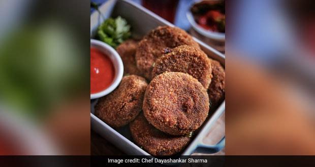 Chicken or Turkey Potato Chops