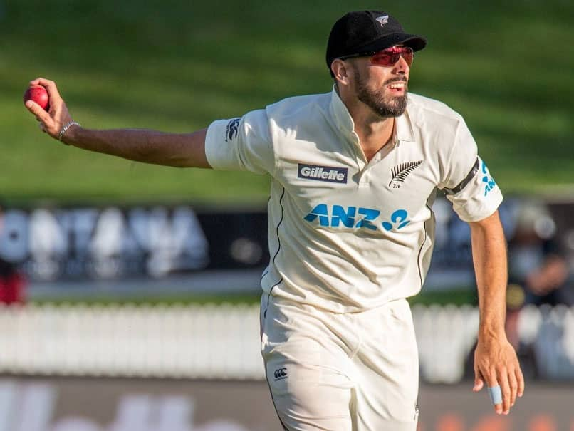 New Zealand vs West Indies: Daryl Mitchell Fined For Use Of Obscenity In 1st Test