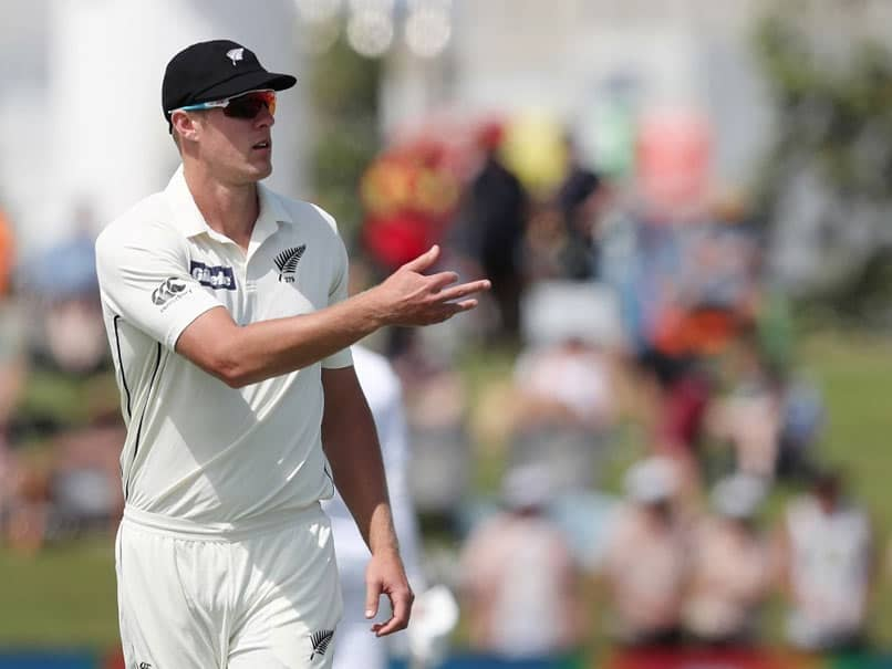 NZ vs PAK: New Zealand Fast Bowler Kyle Jamieson Fined For Breaching ICC Code Of Conduct