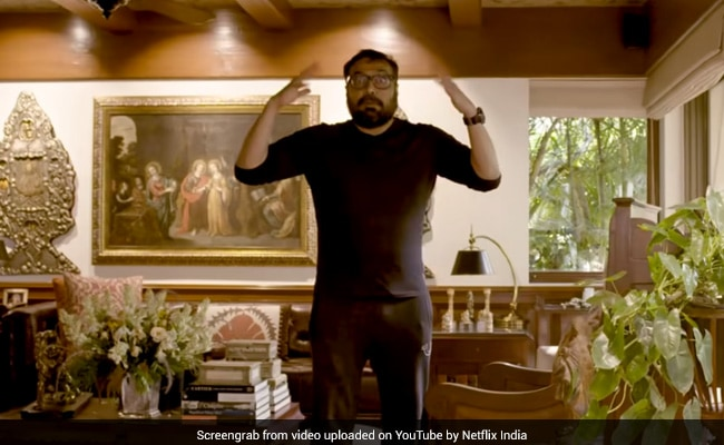ICYMI: Here's What Happened When Anil Kapoor And Anurag Kashyap Swapped Houses