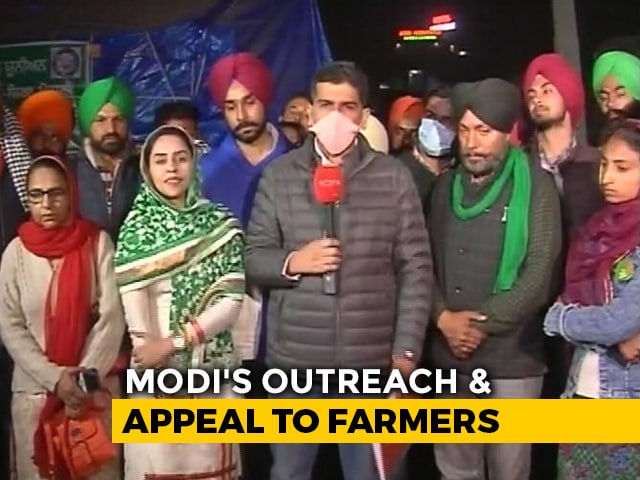 Video : How Will Centre-Farmer Deadlock End? Special Report From Singhu Border