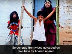 हार्डी संधू के 'तितलियां' सॉन्ग पर आदर्श आनंद ने यूं किया फनी डांस, YouTube पर वीडियो का धमाल