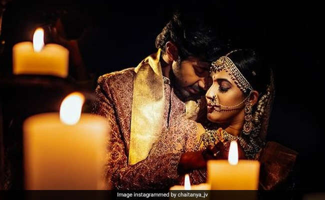 Niharika Konidela Is All Hearts For This Wedding Pic Shared By Husband Chaitanya