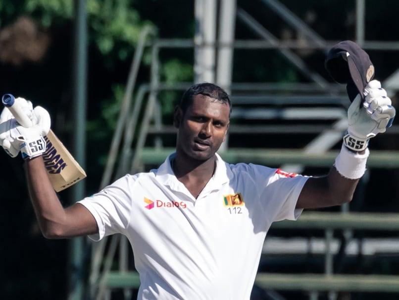 Former Sri Lanka Captain Angelo Mathews Returns For England Tests