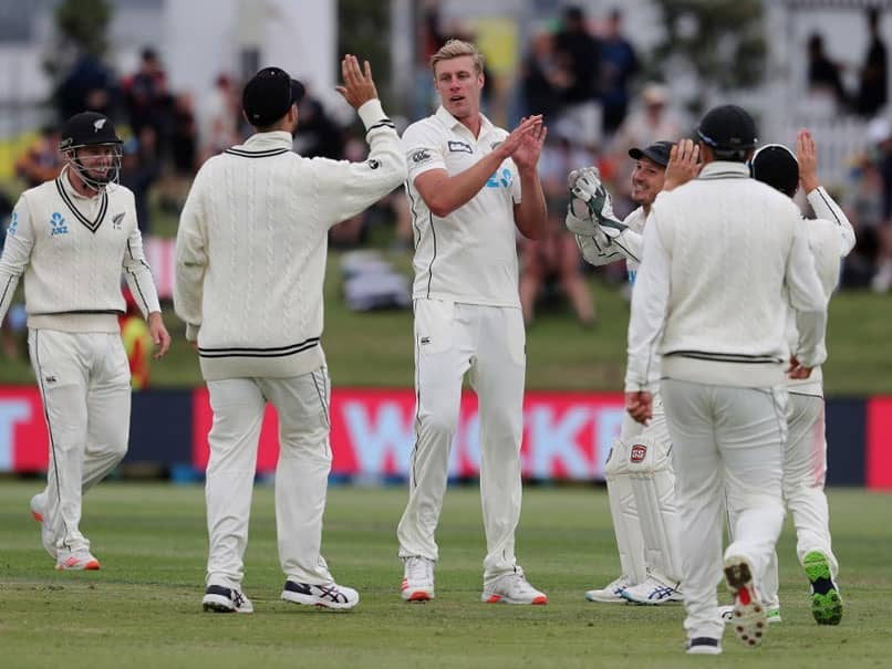 Test Cricket history, New Zealand becomes the Number 1 Test Team in the World in the Rankings