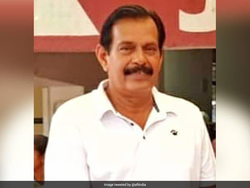 Athletic Federation Of India Appoints Radhakrishnan Nair As Chief Coach