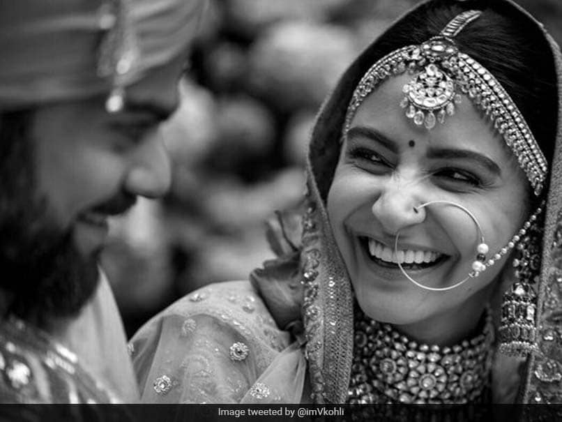 """""""3 Years And Onto A Lifetime Together"""": Virat Kohli Shares Special Picture With Anushka Sharma On Wedding Anniversary"""