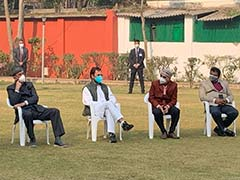 Rahul Gandhi-Led Congress Delegation To Meet President Today Over Farm Laws
