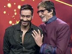 Amitabh Bachchan, Ajay Devgn And Rakul Preet Singh Start Filming <i>Mayday</i>
