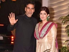 Akshay Kumar's Adorably Honest Reaction After Twinkle Khanna Met Christopher Nolan