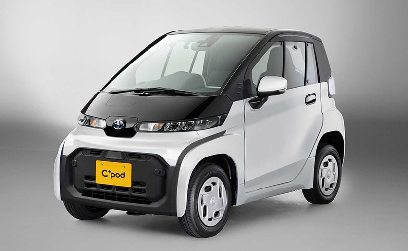 The Toyota C+Pod is just 2,490 mm in length, which is lesser than the wheelbase of some sedans