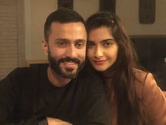 Sonam Kapoor And Anand Ahuja Are In London. Back Home, Someone Is Missing Them A Lot