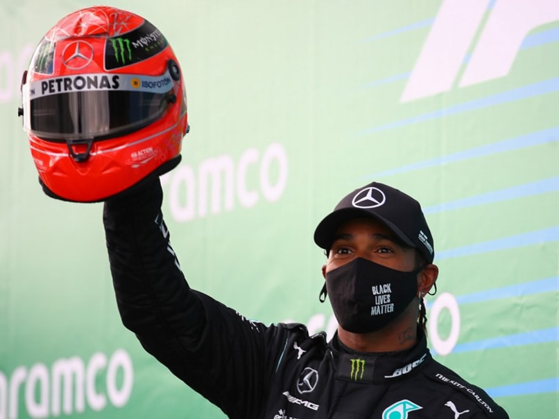 Lewis Hamilton is now statistically the greatest driver in the history of F1