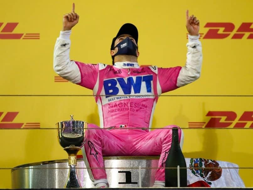 Sakhir Grand Prix: Sergio Perez Races From Last To Claim Maiden Win