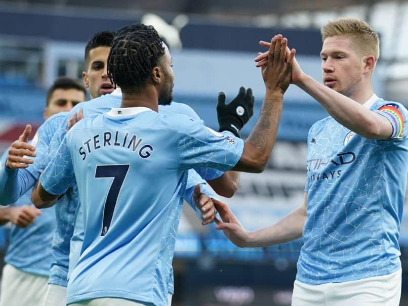 Manchester City Into Top Four As Fans Return To Premier League