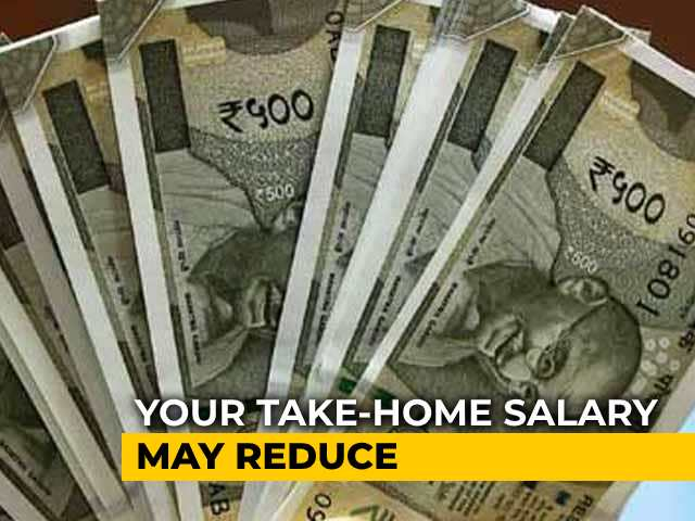 Video : Your Take-Home Salary May Reduce From April Next Year