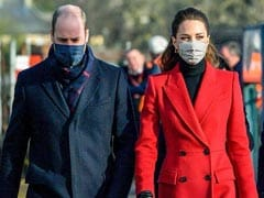 """""""Unnecessary Visits"""": Controversy Over Prince William, Kate's Rail Tour Amid Covid"""