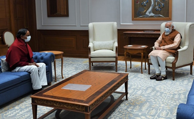 KCR Meets PM After He Met Amit Shah, Other Ministers; Discusses Telangana