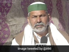 Forced To Protest As Opposition Is Weak: Farmer Leader Rakesh Tikait