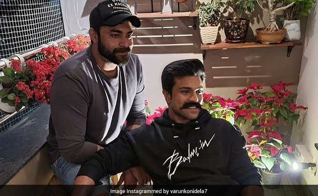 Actor Varun Tej, Who Celebrated Christmas With Cousin Ram Charan, Tests Positive For COVID-19