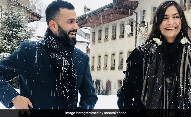 Sonam Kapoor's Note For Husband Anand Ahuja Is Pure Couple Goals