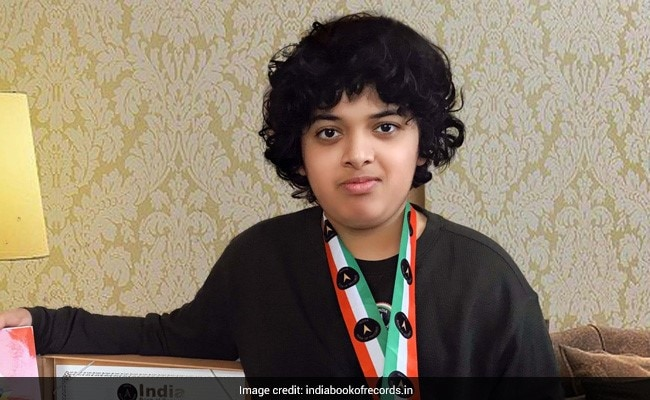 UAE-Based 12-Year-Old Indian Sets World Record For Identifying Most Airplane Tails