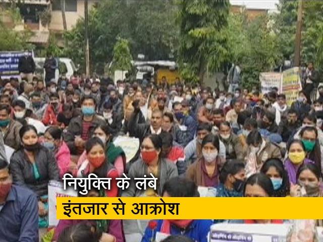 Videos : रवीश कुमार का प्राइम टाइम : एमपी में 1 लाख सरकारी पद खाली, चयन के वर्षों बाद भी नियुक्तियां नहीं