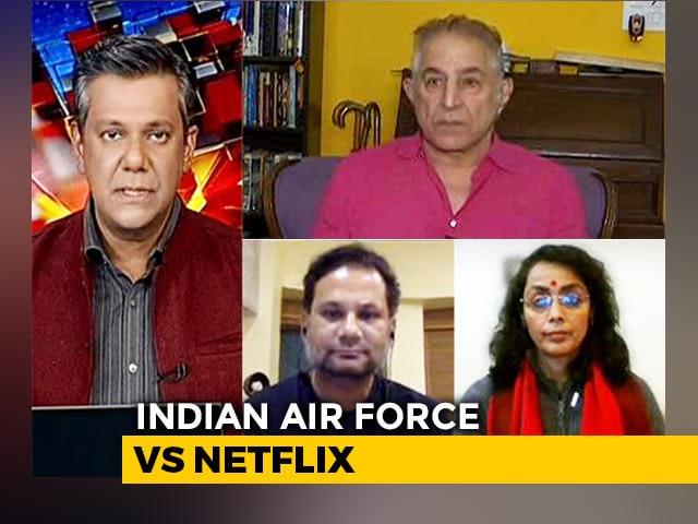 "Video : ""AK vs AK"" Is Now Indian Air Force Vs Netflix Trailer?"