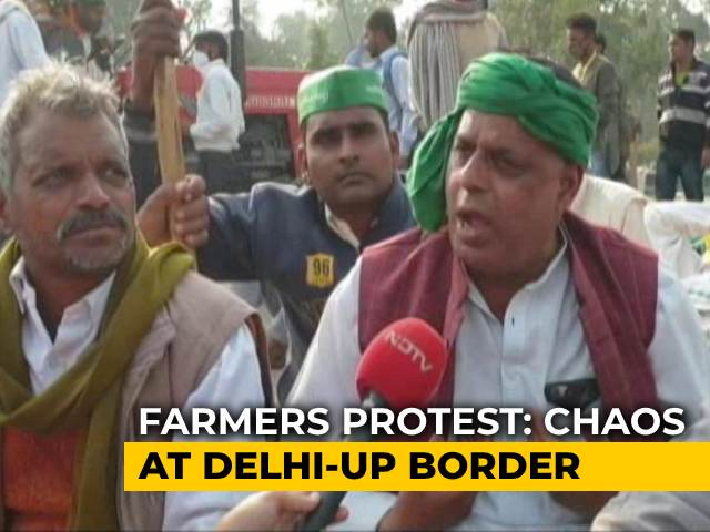 Video : New Laws Affect Us Too, Middlemen Are Our ATMs, Need Them: UP Farmers