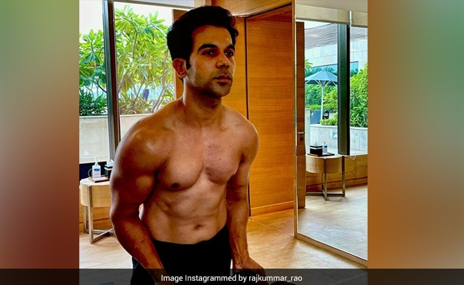 Rajkummar Rao's New Look For Badhaai Do Has The Internet's Attention