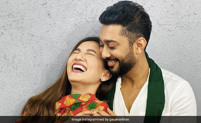 What Bride-To-Be Gauahar Khan Said About The Age Difference With Fiance Zaid Darbar