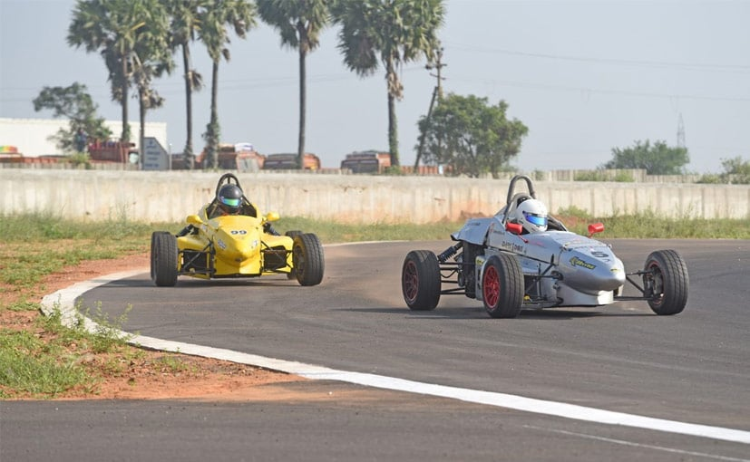 The 2020 JK National Racing Championship was limited to a single round this season due to the pandemic