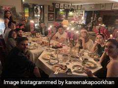 करीना कपूर ने परिवार और दोस्तों के साथ मनाया क्रिसमस, Photo शेयर कर दी फैंस को त्योहार की बधाई