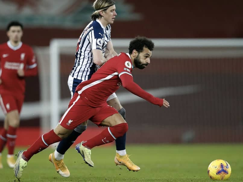 Liverpool Held By West Brom Tottenham Stumble Again At Wolves Football News