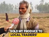 "Video : ""Struggle For Small Farmers To Sell In Mandi,"" Say Farmers"