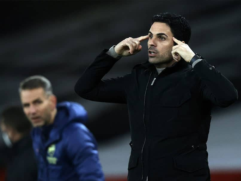 """Arsenal Boss Mikel Arteta Says """"Priority"""" In January Transfer Window Is To Trim Bloated Squad 