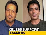 Video : Gurdas Maan To Sonu Sood: Celebs Support Farmers