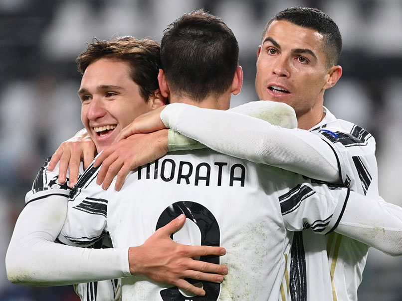 Champions League: Stephanie Frappart Makes Refereeing History As Juventus Beat Dynamo Kiev