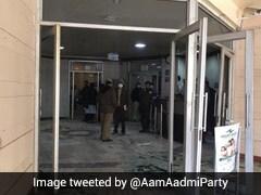 राघव चड्ढा के ऑफिस में तोड़फोड़, AAP नेता ने बीजेपी कार्यकर्ताओं पर लगाया आरोप