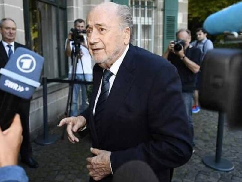 "Former FIFA President Sepp Blatter In Hospital, ""Getting Better Every Day"""