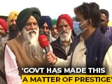 Video : 'Centre Made Law Not For Farmers, But For Traders'