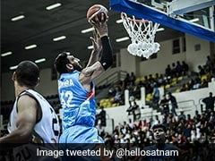 NADA Imposes Two-Year Ban On Basketball Player Satnam Singh For Doping