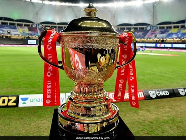 IPL 2021: Deadline For Player Retention January 21, Says Brijesh Patel