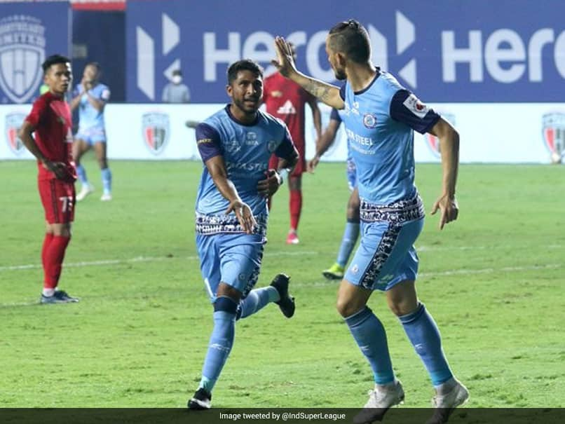ISL: Jamshedpur Edge Past NorthEast United In Leagues Landmark 500th Match