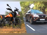 KTM 250 Adventure Review, Toyota Urban Cruiser Review