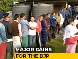 Video : Amid Fractured Results, BJP Makes Major Gains In Assam's Bodoland Polls