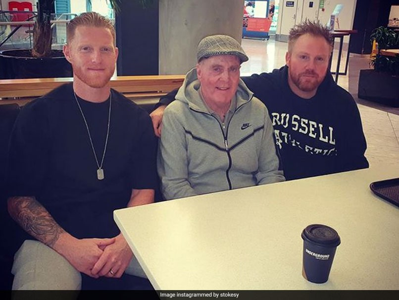 Ben Stokes' Father Dies After Battle With Brain Cancer - NDTVSports.com